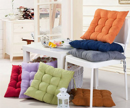 Wholesale cm cheap cushion super soft seat pillow multi color seat amp sofa cushion chair cusion