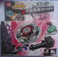 Wholesale 168pcs Beyblade Beyblade spin top toy beyblade metal fusion BB29A launcher handgrip