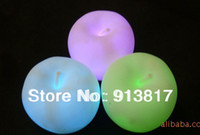 apple like fruit - Color Changing LED Apple Mood Lamp Night Light Baby Kid like change color