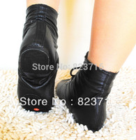 beige jazz shoes - Hot Sale Women Genuine Leather Dance Shoes man Jazz Dance Boots Unisex Dancing Shoes Jazz Shoes For Women Jazz Boots Man