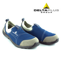 steel toe cap - Deltaplus safety shoes work shoes steel toe cap covering summer breathable men s shoes