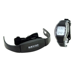 Wholesale Chest Strap Heart Rate Monitor Sport watch with clories calculator Exercise Watches