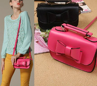 Fashion Cute Bow Belt Shoulder Bag Wholesale H TTM Z Cute BOW