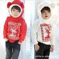 b sweatshirt - B Free shipment onta berber fleece sweatshirt children outerwear moq