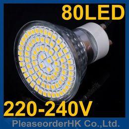 Wholesale GU10 LED SMD Energy Saving Light Warm White AC V V Art Galleries