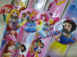 Wholesale-Free Shipping! Cartoon princess slap watch Children Kids Girls Boys Students watch 20pcs