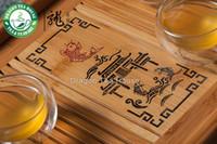 bamboo gates - Gate of Dragon Bamboo Gongfu Tea Serving Tray cm