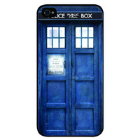 arrival dr - Free shippng amp Cheap amp New Arrival Tardis Doctor Dr Who Police Box Hard Back Case Cover for iPhone G S