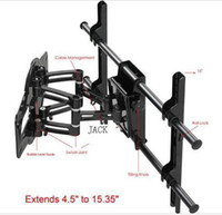 Wholesale OEM New Flat Panel LCD And Plasma TV Wall Mount top Quanlity Muti function Suitble For To Inch