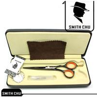 air shears - in Professional Hair Scissors set cutting scissors barber shears with scissors case by Hong Kong post air mail