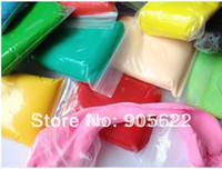air packing material - MOQ COLOUR MIX g packing light weight air dry clay Aditional accessory Eco friendly material