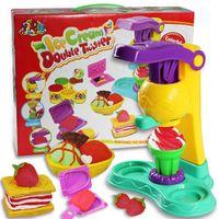 best playdough - children playdough ice cream double twister best creative toy DIY TOY