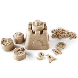 Wholesale Piece kg Amazing No mess Indoor Kinetic Play Sand with the bottle