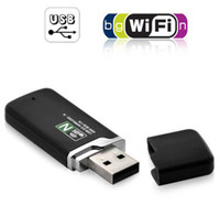 Wholesale Hight Speed WiFi Internet Connection Wireless N USB Adapter