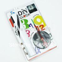 art time classics - DIY Numbers Vinyl Stickers Wall Clock Wallpaper Classic Time Decor Art A085