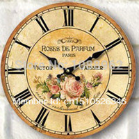 alarm clock images - Fashion Image Wall Mounted Alarm Wall Clock For Sale