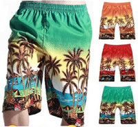 animal crossing boards - New Male Hawaii Beach shorts Men Surf Board Shorts Men s running shorts workout sports shorts XXXL Colors Free