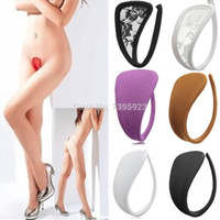 c-string - Pc Sexy Women G strings C String Fashion Underwear Thong Lace Panties Colors
