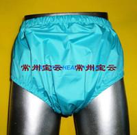 pul - FuuBuu2202 PUL pull on pants Adult Diaper incontinence pants Pocket diapers Wasserdichte atmungsaktive