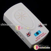 Wholesale Ultrasonic Electronic Pest Mouse Bug Mosquito Repeller integrity178