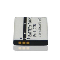 Wholesale 3 V mAh Li B Battery for Olymplus FE X Overcharge Protection No Memory Effect
