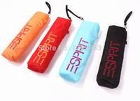Wholesale g glass fiber ultra thin light umbrella rain women and men s umbrella mini fashion umbrella novelty items