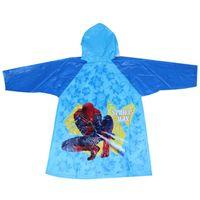 Wholesale New Kids Spiderman Raincoats for Boys amp Girls Fashion Cartoon Children Rainwear Hot Sale Boy Raincoat PVC Waterproof