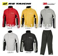 Wholesale RS TAICHI Motorcycle riding clothes raincoat the trekking raincoat climbing raincoat colors S M XL XL XXL