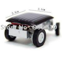 Wholesale Promational World s Smallest Mini Solar Toy Car