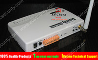 alarm panel wiring - wired amp wireless home security GSM alarm panel host for DIY security system