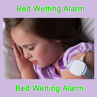 Cheap Wholesale-Security Enuresis Alarm for Kids Children and Patients Eliminate Bed Wetting Bedwetting have a good dream
