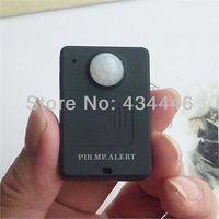 Wholesale PIR Sensor GSM Spy Bug Quad Band IR Infrared Sensor Wireless Audio Alarm from Sentinel