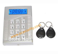 alarm controls user - RFID door access control max user can be work with our alarm system