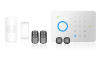 access alarm systems - DHL Chuango G5 Touch Keypad GSM SMS Wireless Home Security Burglar Alarm System RFID Access Control MHZ