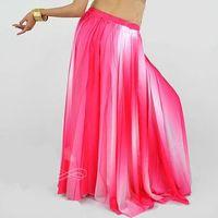 Cheap Tribal pretty Belly Dance wear costume dancing skirt dress Dancewear party silk 4 color