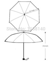 advertising amazing - Abstract Oil Painting parasol Advertising Umbrella amazing jungle Women sun rain umbrella