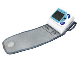Rree shipping A55 Digital Wrist Blood Pressure Monitor & Heart Beat Meter