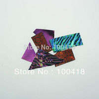 Wholesale High quality Multi Color Glass COE dichroic glass amp Microwave kiln fusing dichroic glass for making pendant