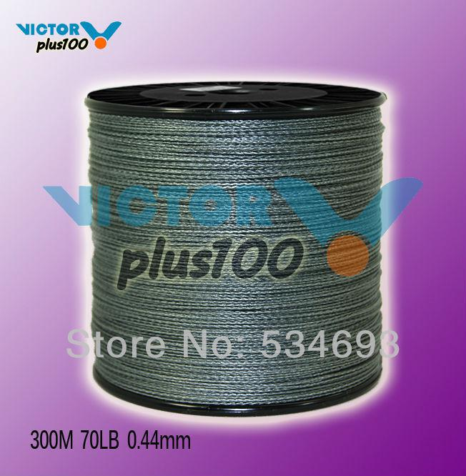 Wholesale 300m 70lb pe braided fishing line gray best for Bulk braided fishing line
