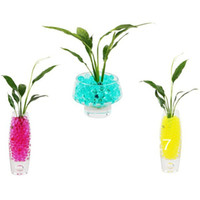 bag retailers - Bags pack New Magic Crystal soil Water Beads In Multi Color for Flower Garden Planting Retailer
