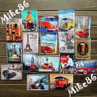 metal decor - Mike86 Super Cheap Vintage Metal painting Bar decor Tin sign HOT Retro metal signs Bar wall decor CM