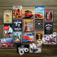 metal plaque - Do it Tin signs Retro decoation House Cafe bar Vintage Metal plaque Painting Poster decor CM