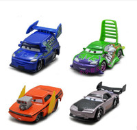 bad boy cars - original Pixar Cars diecast toy X BAD BOYS BOOST WINGO DJ AND SNOT ROD