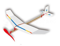 aircraft games free - Children s educational toy game elastic plane model aircraft model diy puzzle assembling airplane model