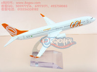 airplanes boeing - Brazil GOL Boeing cm alloy metal aircraft plane model airplane model airplane Toy Aircraft Collection