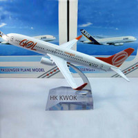 airplanes boeing - Metal Brazil Gol Plane Model Boeing b737 Aircraft Model cm Airplane model Metal air airlines plane model Toy Christmas gift