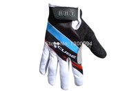 Wholesale cube Bike Cycling Gloves Ciclismo Long Finger Guantes MTB SZ06