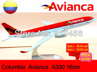 aeroplane airbus - Colombian Air AVIANCA airbus A330 AIRPLANE models CM aviation modeldisplay aeroplane model