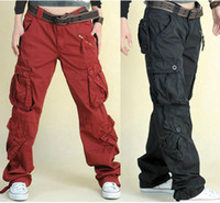 baggy cargo pants for women - Women s Designer Outdoor Hip Hop Hiphop Pants Cargo Dance Pants Baggy Trousers For Woman