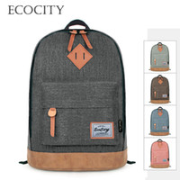 Wholesale Backpack For Student Teenager School Back Pack Women s Casual Daypacks Men Canvas Laptop Backpack Girls Female